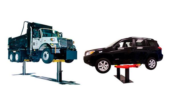 Importancia de contar con un elevador de vehículos en su taller mecánico