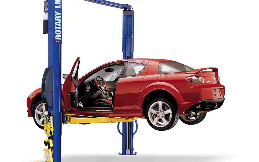 ¿Cómo elegir el mejor elevador de vehículos según las necesidades de tu taller?