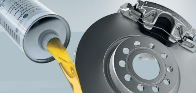 Reemplazo de líquido de frenos | Productos MOC El Salvador