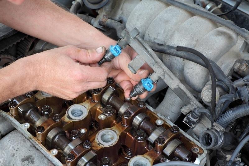 Limpieza de inyectores gasolina | Técnica de Servicios