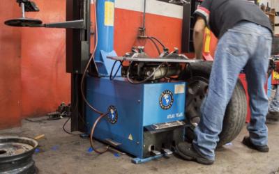 Taller de neumáticos: lo que debes saber para abrir uno en El Salvador